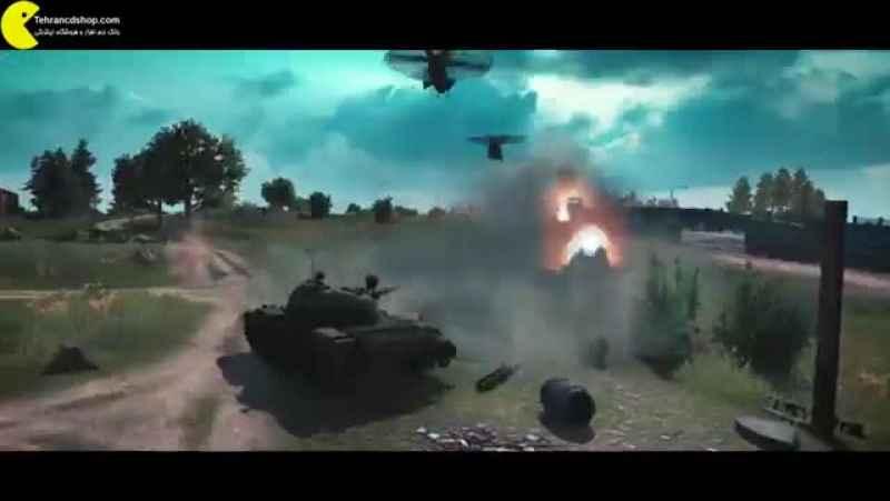Men of War Assault Squad 2 Cold War gameplay trailer