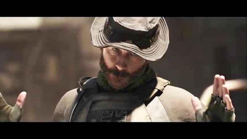 تیزر رسمی ارایه بازی اکشن Call of Duty: Modern Warfare