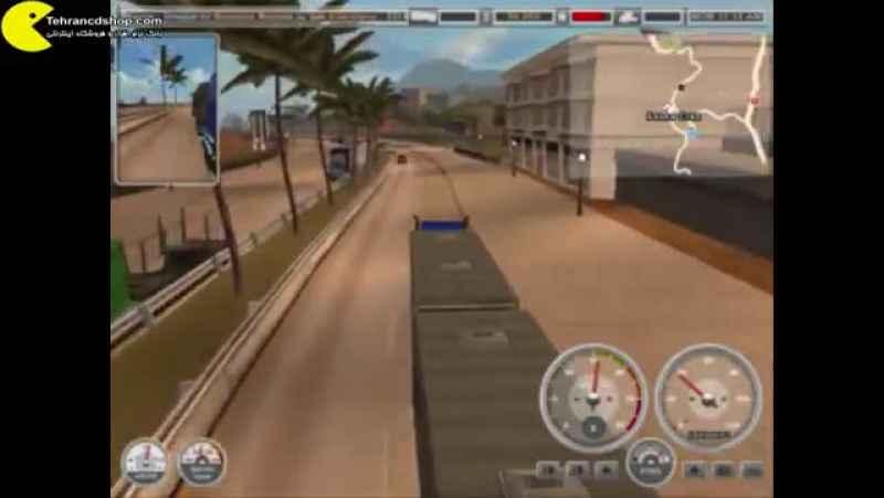 18 Wheels Of Steel american long haul gameplay