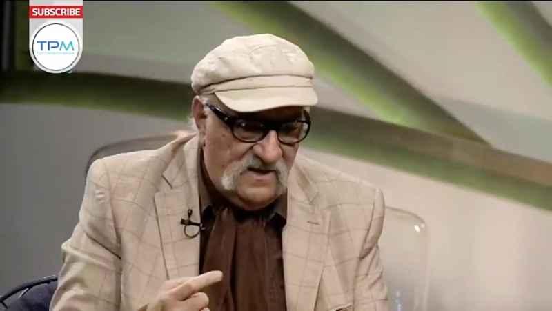 داریوش ارجمند بازیگر ستایش 3 درباره ی زیاده خواهی مردم ایران می گوید
