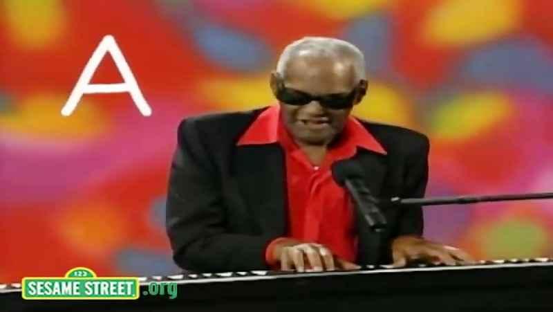 Sesame Street: Celebrities Sing Alphabet Song