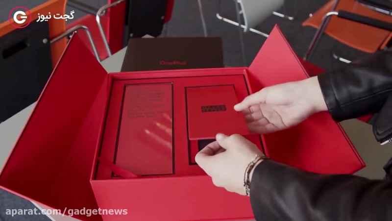 جعبه گشایی و نگاهی به امکانات وان پلاس 7 تی پرو - گجت نیوز