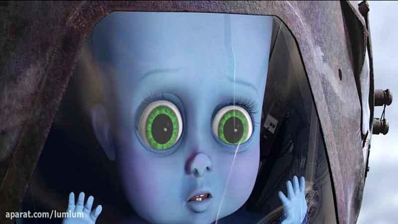 انیمیشن کله کدو Megamind دوبله فارسی