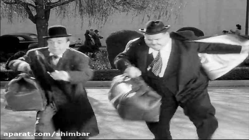 فیلم لورل و هاردی - گاوبازان