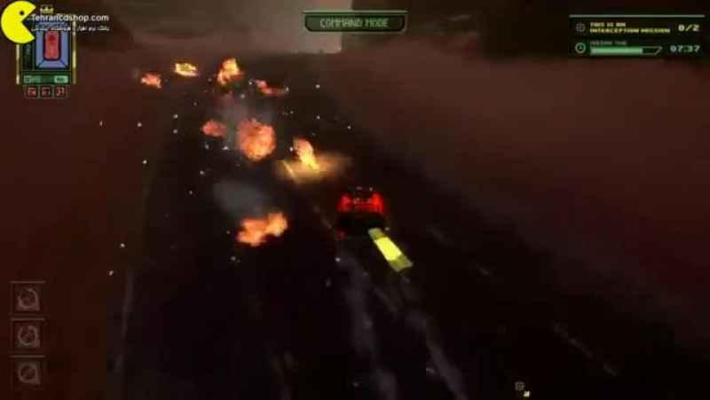 Dark Future: Blood Red States Gameplay Trailer tehrancdshop.com