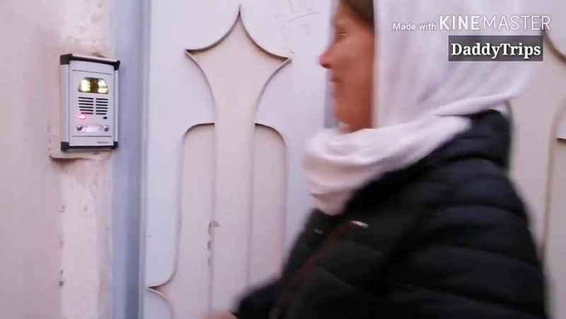 مستند دیدار کریستینا گردشگر اسپانیایی با پدربزرگ ایرانی