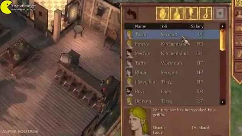 Crossroads Inn gameplay trailer tehrancdshop.com