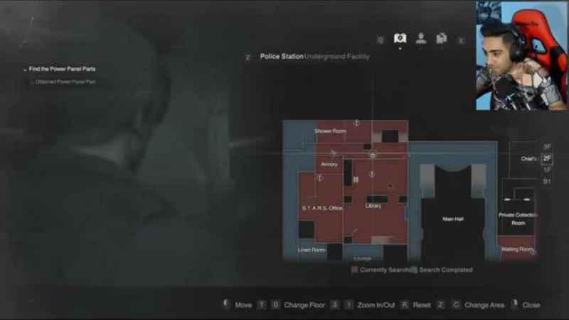 Resident Evil 2 Remake Part 4