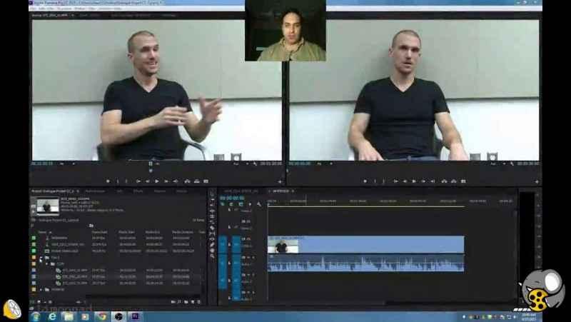 آموزش Adobe Premiere فصل دوم قسمت13 افکت Morph out