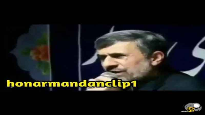 افشاگری احمدی نژاد به من گفتن مردم باید در فقر باشن