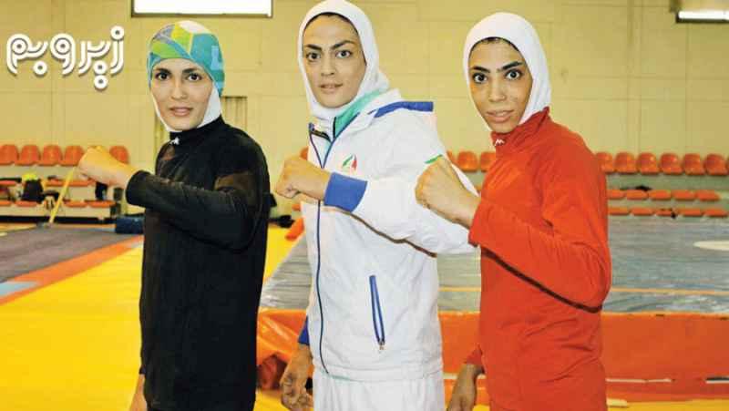 زیروبم 284- سهیلا منصوریان: با کلاه کردی به میدان مسابقه می روم!