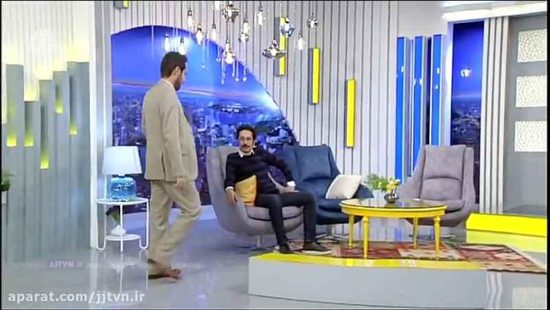 برنامه « جمع ایرانی » ؛ شبکه جهانی جام جم - تاریخ پخش : 06 دی 98