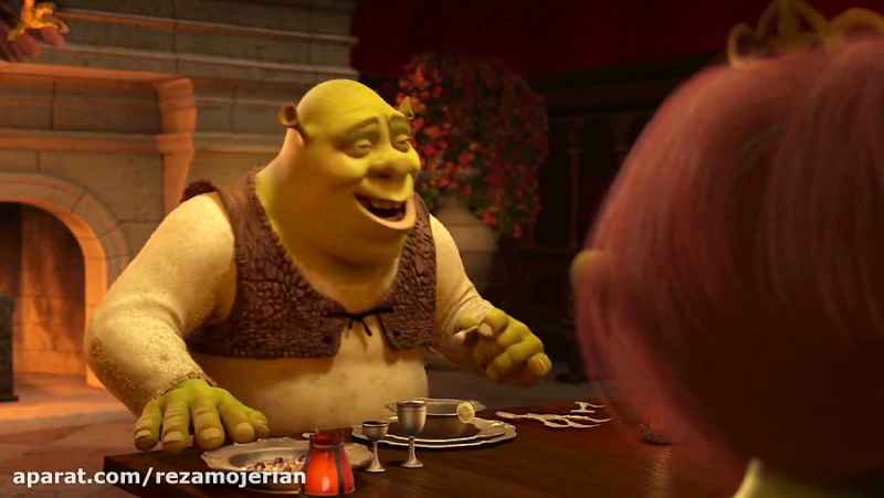 انیمیشن شرک Shrek 2 2004