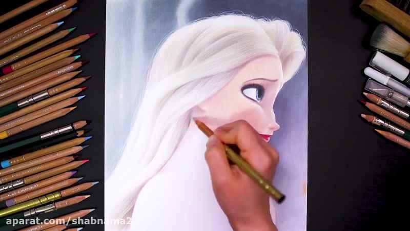 السا و آنا نقاشی