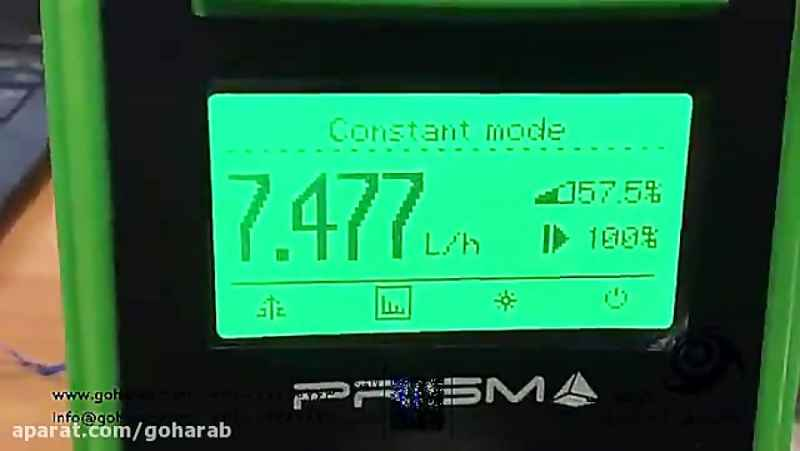 دوزینگ پمپ EMEC سری PRISMA - انتخاب دقیق نسبت به پمپ تزریق PROMINENT