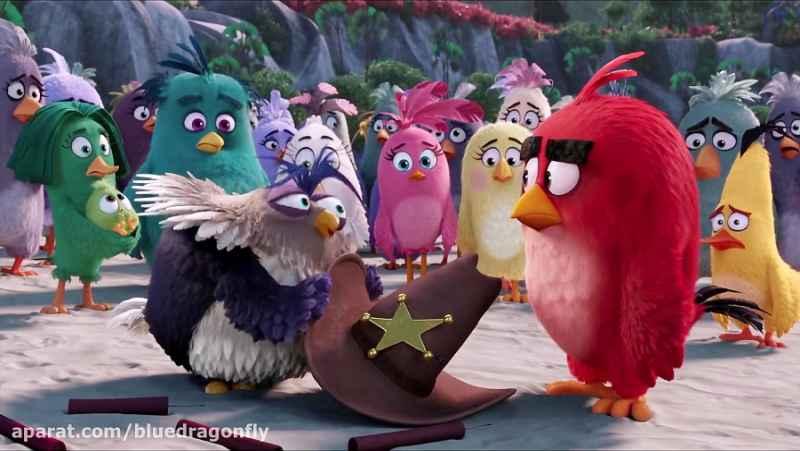کارتون پرنده های عصبانی - انگری بردز - دوبله فارسی- Angry Birds