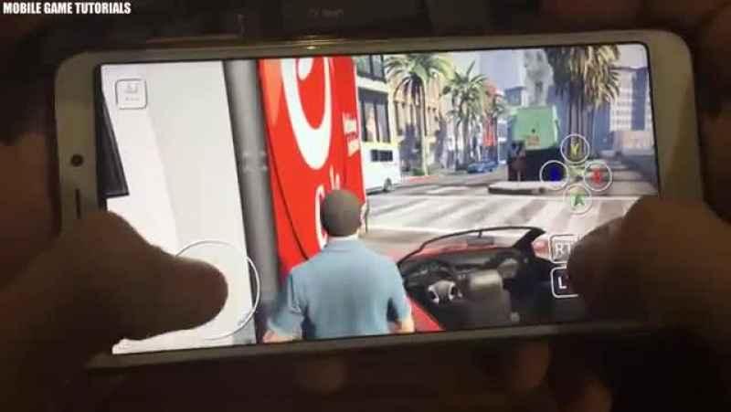 بازی جی برای اندروید تی ای دیتا دانلود v با دانلود GTA