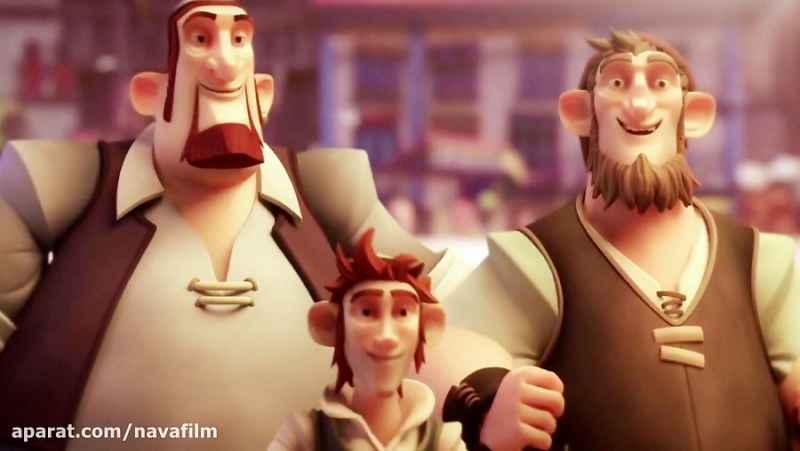انیمیشن الکانو و ماژلان: اولین سفر دور دنیا Elcano and Magellan 2019
