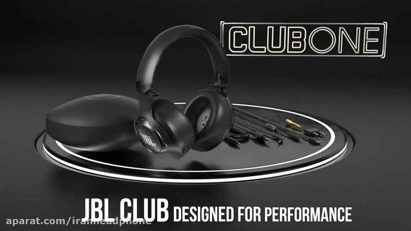 هدفون وایرلس نویز کنسلینگ JBL Club One