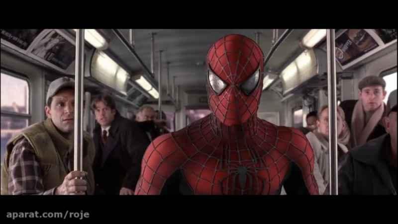 فیلم : مرد عننکبوتی 2 :: دوبله فارسی