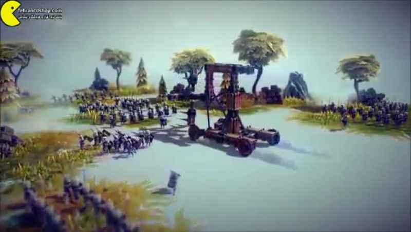 Besiege Gameplay Trailer tehrancdshop.com