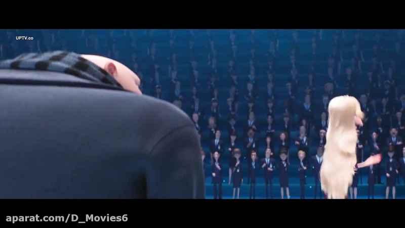 انیمیشن من نفرت انگیز 3 Despicable Me دوبله فارسی