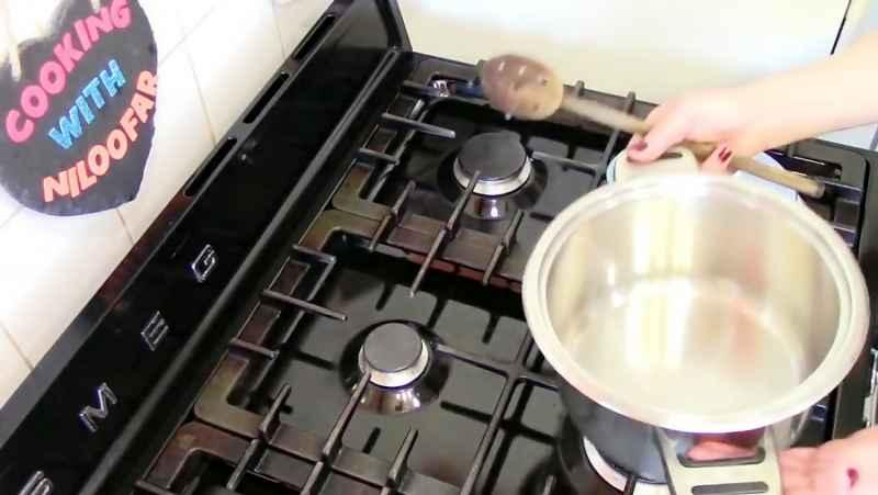 مشکل در پخت شیرینی بامیه دارید؟ شیرینی بامیه 1000% گارانتی نه 100% فقط امتحان کن