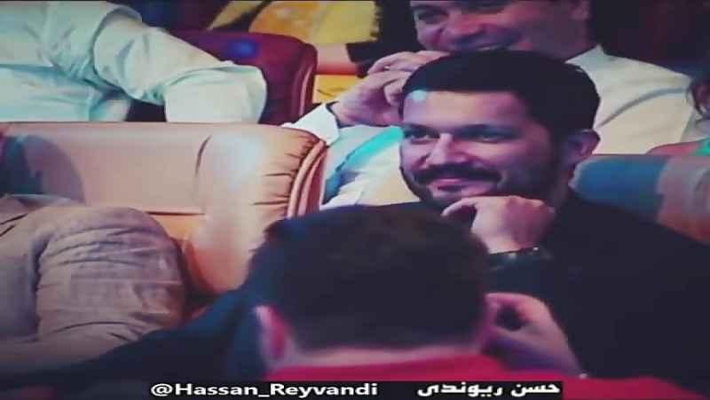 حسن ریوندی - شوک بزرگ خاله شادونه به کنسرت