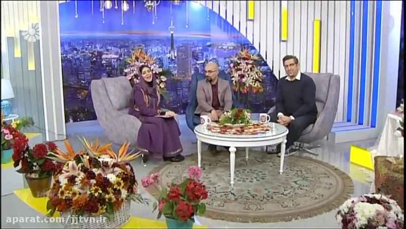 برنامه « جمع ایرانی » ؛ شبکه جهانی جام جم - تاریخ پخش : 14 فروردین 99