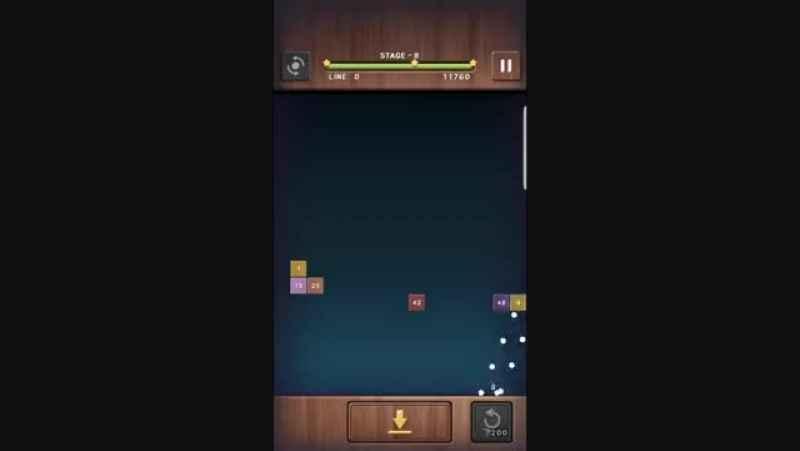 Swipe Brick Breaker The Blast Level 1-20 Walkthrough