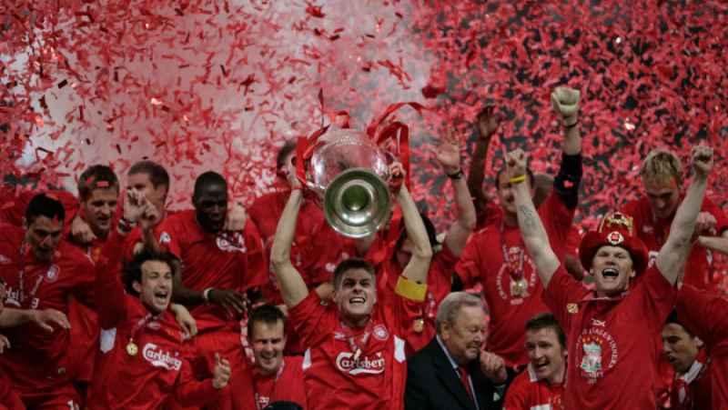 میلان  لیورپول    فینال لیگ قهرمانان اروپا 05-2004