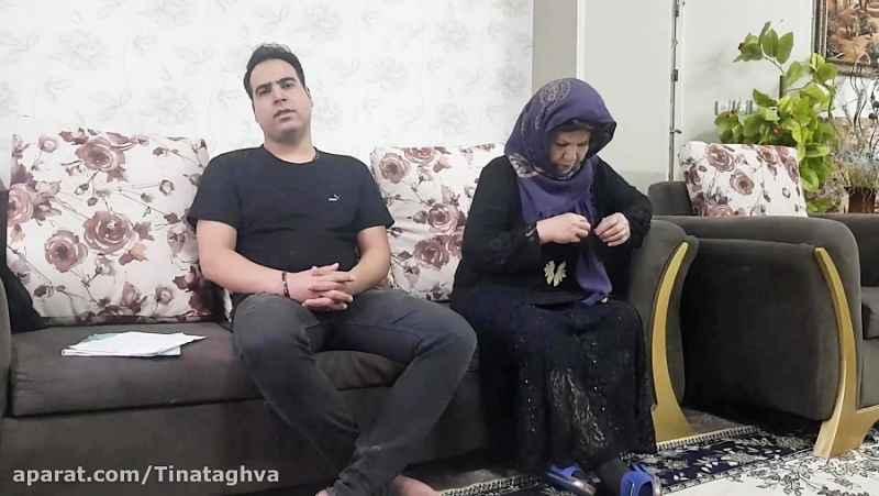 دکتر شهریار وزیری تبار - بیمار درمان شده سرطان کبد و ریه