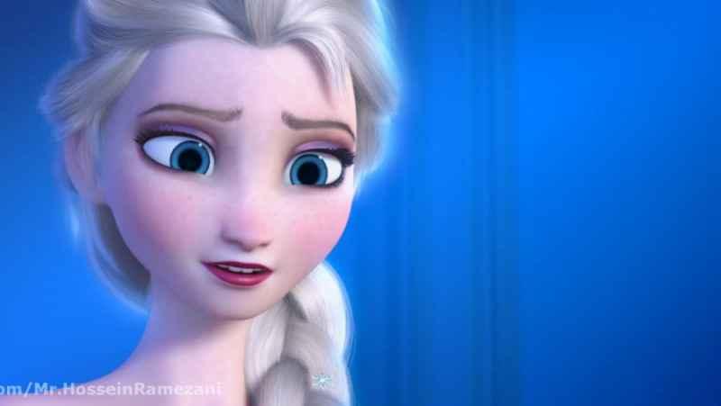 انیمیشن سینمایی فروزن | Frozen - دوبله جدید ! - فوق العاده هیجان انگیز !