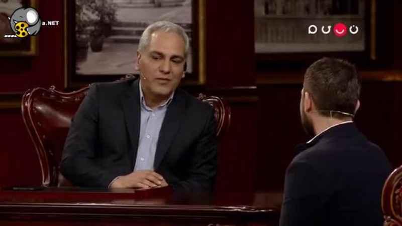 قسمت 57 فصل چهارم دورهمی   مهمانان: محمدرضا غفاری و محمدرضا عیوضی