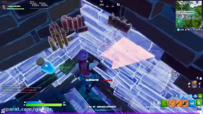 High Kill Solo Vs Squads Gameplay Full Game (Fortnite Chapter 2 Ps4 Controller)H