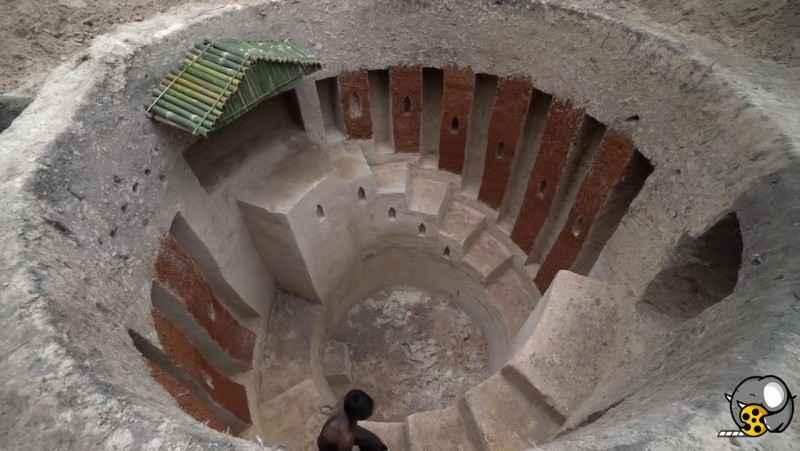 چگونه می توان مدرن ترین استخرهای زیرزمینی یا خانه زیرزمینی ساخت