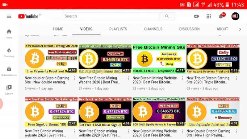 (dssminer.com cloudmining and automated trader BOT) New Free Bitcoin mining webs