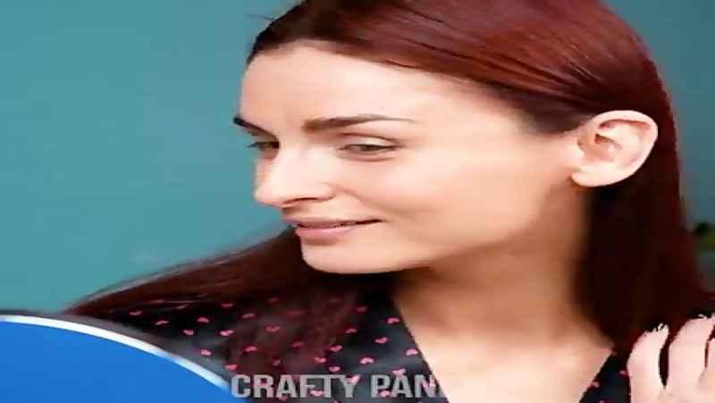ترفند های جالب و کاربردی آرایشی برای بانوان و دختر ها با کرفتی پاندا