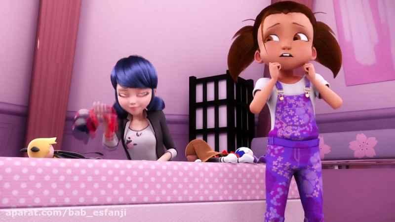 کارتون ماجراجویی در پاریس-لیدی باگ-دختر کفشدوزکی فصل اول قسمت 17