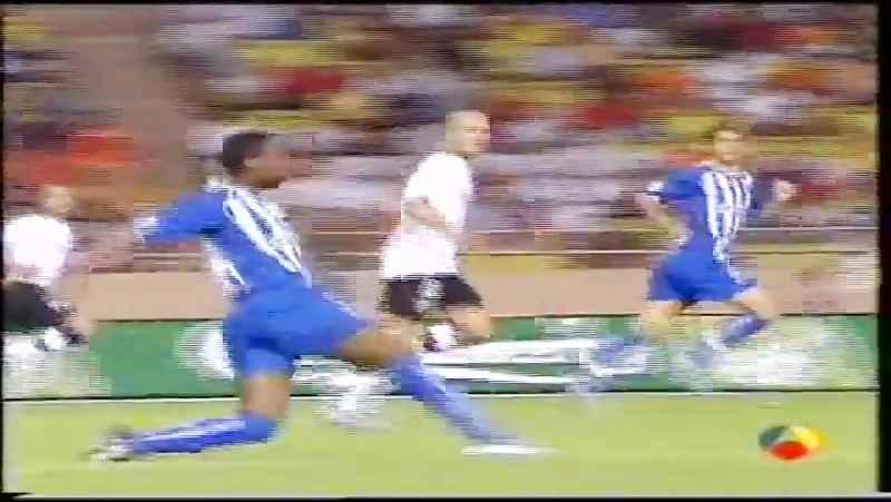بازی کامل؛ سوپرجام اروپا، 2004، والنسیا 2-1 پورتو