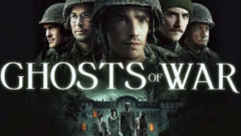 فیلم ارواح جنگ Ghosts of War 2020 با زیرنویس فارسی   ترسناک، جنگی