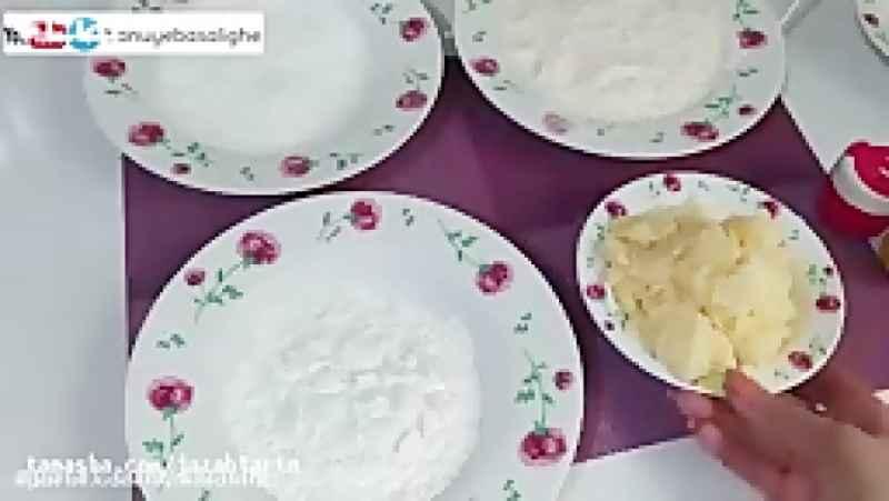 طرز تهیه شیرینی مربایی مخصوص نوروز