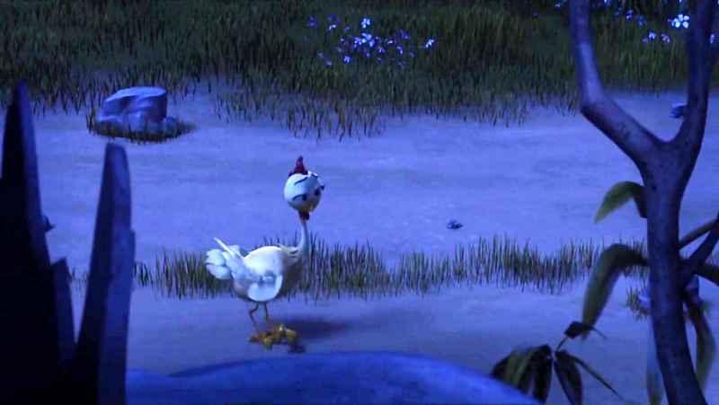 انیمیشن جدید تورو، مرغ حواس پرت (دوبله فارسی 2020)