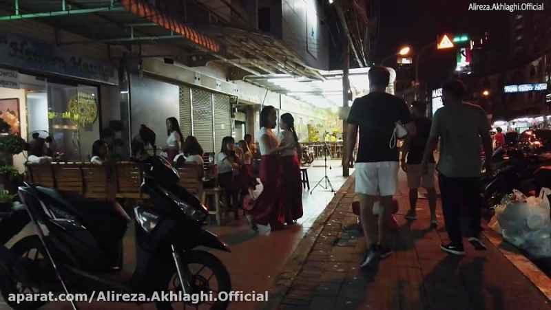 قدم زدن تو خیابون های پاتایا، تایلند قسمت دوم