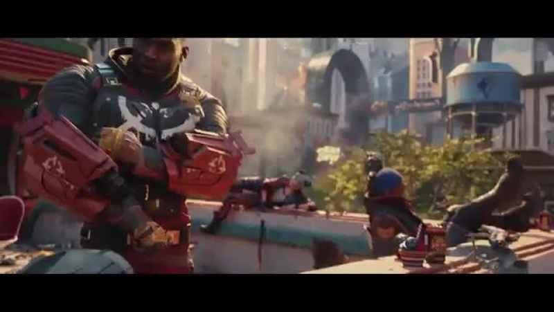 Suicide Squad: Kill the Justice League - Announce Trailer