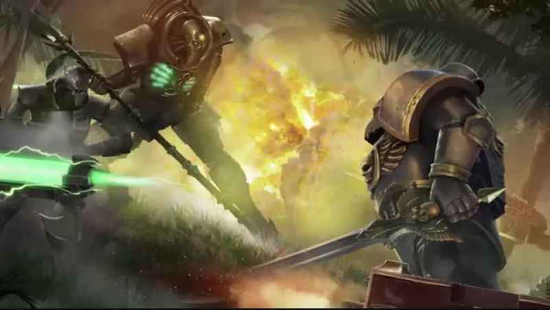 تریلر بازی Warhammer 40000 Gladius Assault Pack استراتژیک - ویجی دی ال