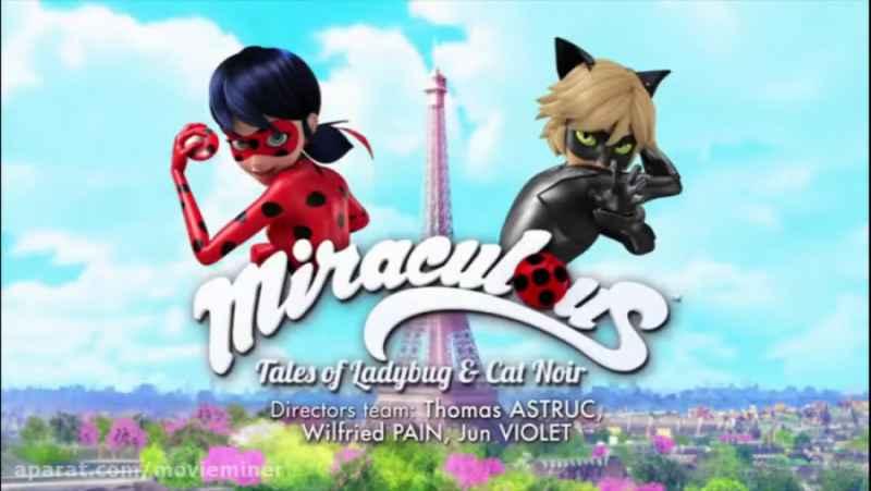 ماجراجویی در پاریس :: دختر کفشدوزکی فصل سوم قسمت 9 :: دختر کفشدوزکی جدید