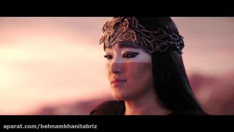 فیلم چینی مولان(اکشن تاریخی و حماسی رزمی)