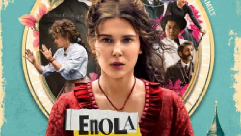 فیلم Enola Holmes 2020 انولا هولمز با دوبله فارسی