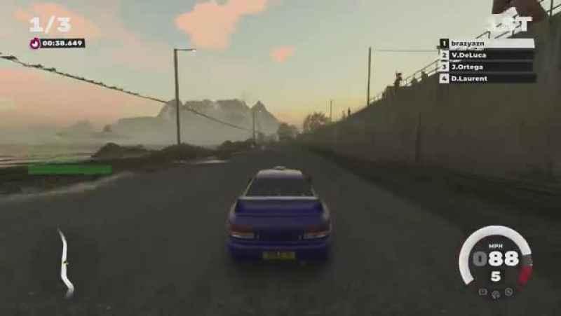DiRT 5 – Xbox Series X Gameplay